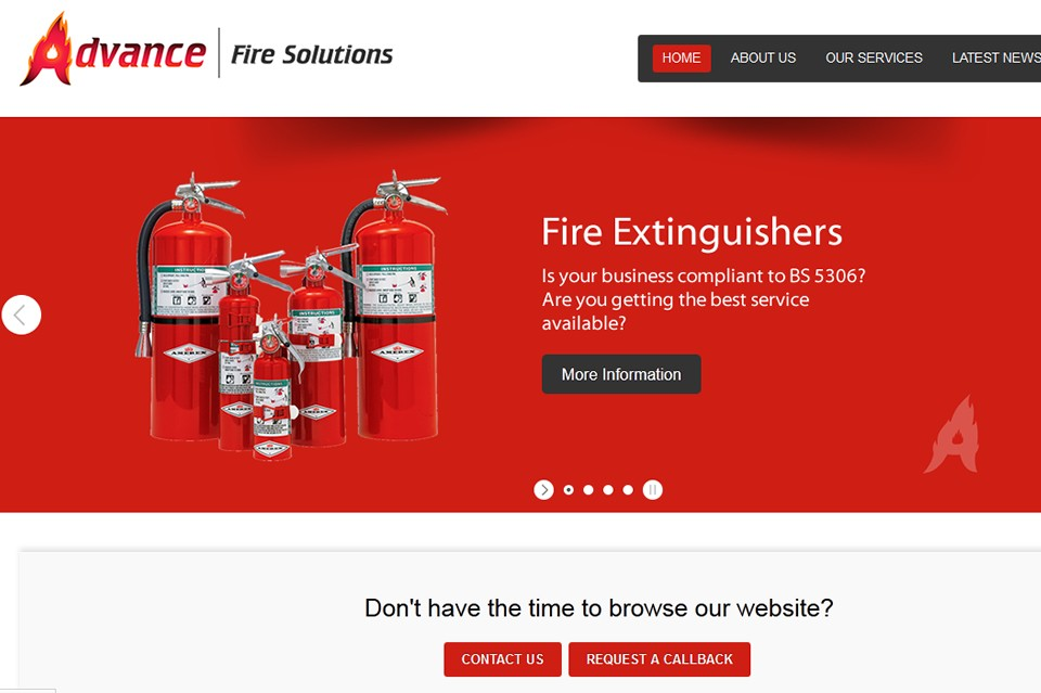 Advance Fire Solutions | Skytemedia Case Study