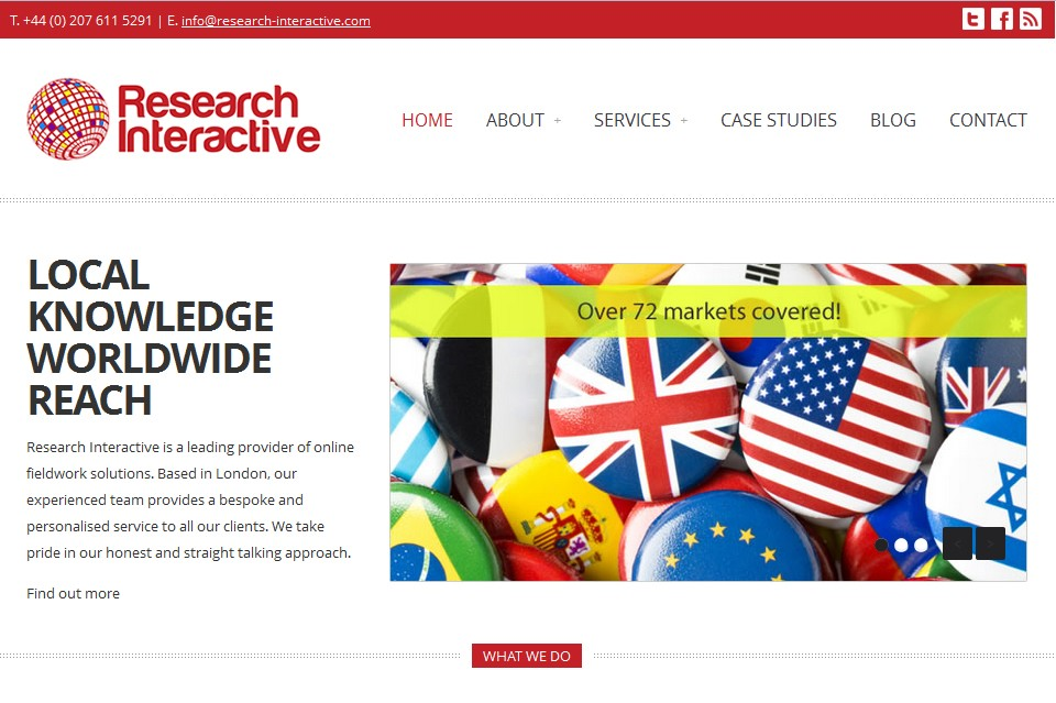 Research Interactive | Skytemedia - Case Study